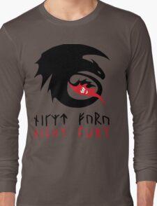 NIGHT FURY - Strike Class Symbol Long Sleeve T-Shirt