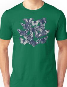 butterfly strawberry pink Unisex T-Shirt