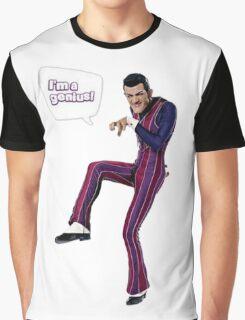 The Genius Graphic T-Shirt