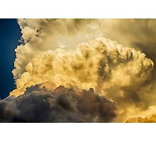 Thunderhead Might Photographic Print