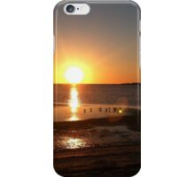 At the End of the Day iPhone Case/Skin