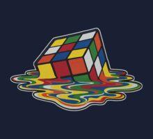 Rubik's Cube Baby Tee