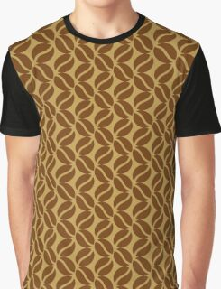 Coffee Beans Graphic T-Shirt