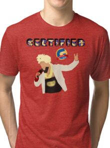 Certified G   Enzo Amore Tri-blend T-Shirt