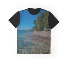 Grand Island Graphic T-Shirt