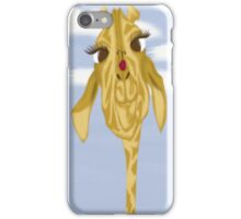 Sherbet And Her Visitor iPhone Case/Skin