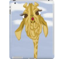Sherbet And Her Visitor iPad Case/Skin