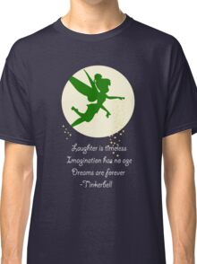 Dreams are forever | Tinkerbell Classic T-Shirt