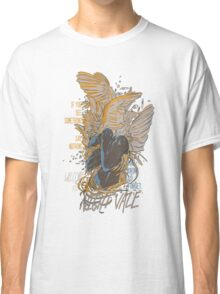 If You See Something Say Nothing Angels Welcome to Night Vale Quote Classic T-Shirt