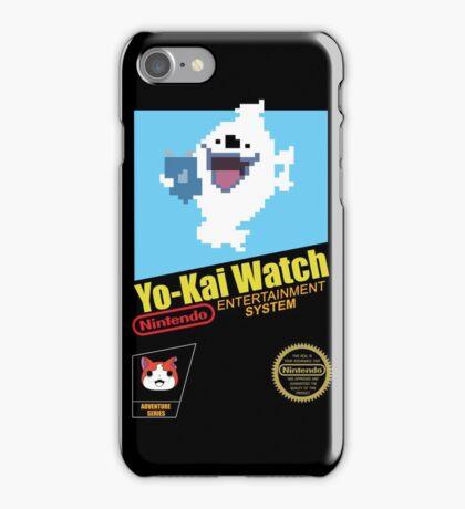 Yo-Kai Watch old school Nintendo game iPhone Case/Skin
