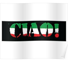 Ciao Poster