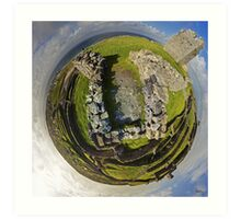 O'Brien Fort Inisheer, Aran Islands, Ireland Art Print