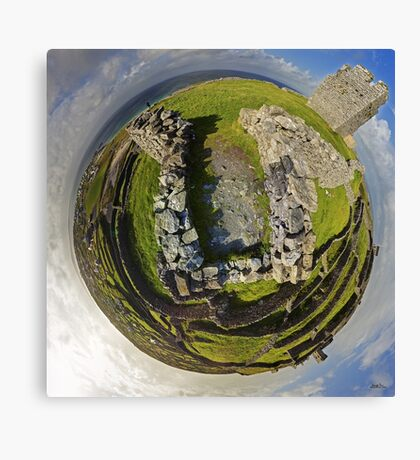 O'Brien Fort Inisheer, Aran Islands, Ireland Canvas Print