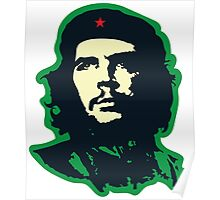Che - Green Poster