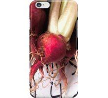 radishes iPhone Case/Skin