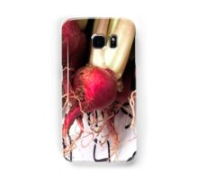 radishes Samsung Galaxy Case/Skin