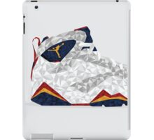 Jordan 6 Polygon Art iPad Case/Skin