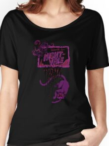 Welcome to Night Vale Zombie Drawing Khoshekh Women's Relaxed Fit T-Shirt