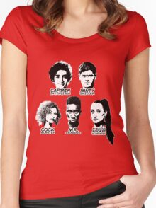 The Original Misfits Women's Fitted Scoop T-Shirt