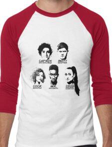 The Original Misfits Men's Baseball ¾ T-Shirt