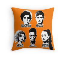 The Original Misfits Throw Pillow