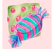 Candy Photographic Print