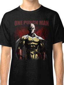 Caped Baldy Saitama Classic T-Shirt