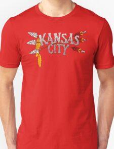 Kansas City Arrow [RED] Unisex T-Shirt