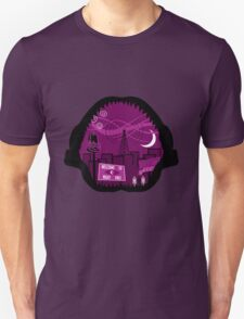 Jaws Welcome to Night Vale Landscape Unisex T-Shirt