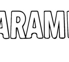 Harambe x Yeezus  Sticker