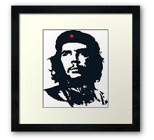 Che - Iconic Rebel Framed Print