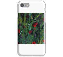 Poppy Garden iPhone Case/Skin