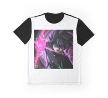 Mob's Explosion Graphic T-Shirt