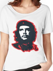 Che - Red Women's Relaxed Fit T-Shirt