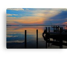 Escaping Reality Canvas Print