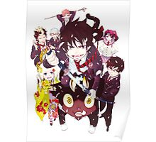 Blue Exorcist [Anime] [Manga] Poster