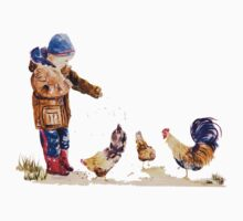 Chicken Feed Kids Clothes