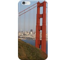 City by the Bay iPhone Case/Skin