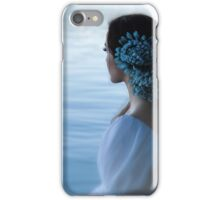 Nocturne in Blue iPhone Case/Skin