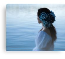 Nocturne in Blue Canvas Print