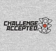 Challenge Accepted (1) Kids Tee
