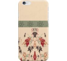 Garden Leaves iPhone Case/Skin