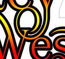 Key West Sticker