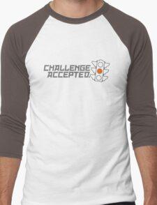 Challenge Accepted (3) Men's Baseball ¾ T-Shirt