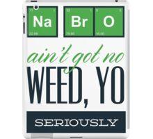 Weed Yo! iPad Case/Skin