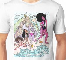 Universe Beach Day Unisex T-Shirt