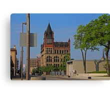 Jefferson and Ontario- horizontal Canvas Print