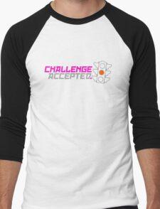 Challenge Accepted (5) Men's Baseball ¾ T-Shirt
