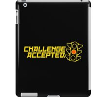 Challenge Accepted (6) iPad Case/Skin