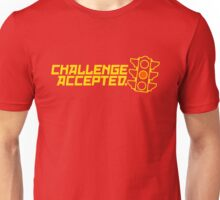 Challenge Accepted (6) Unisex T-Shirt
